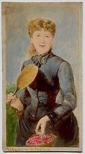 Ramon Marti y Alsina - Photographie rehaussée à l'aquarelle - 1880 - Peinture -