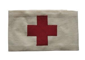 US Medic Armband - WW2 Repro Medical Nurse Doctor Military Army Uniform Insignia