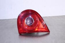 2007 VW GOLF MK5 O/S/R DRIVER SIDE REAR TAILGATE LIGHT 1K6945094F