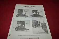 New Holland Grinder Mixer For 1975 Sale Training Manual Manual DCPA5