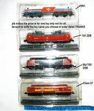 [CHOOSE] 1/160 CIIL(Athearn)H561 Bo-Bo/181.2DB/My 1100 DSB co co/Class 37 TRAIN