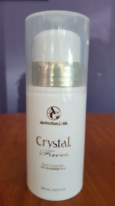Australian Gold Crystal Faces  Facial Tanning Bed Lotion