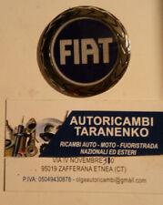 FREGIO ADESIVO COPRIMOZZO  RUOTA FIAT BLU DIAMETRO 50mm
