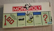 PARKER BROTHERS MONOPOLY REAL ESTATE TRADING board GAME - Used. Vintage - #9
