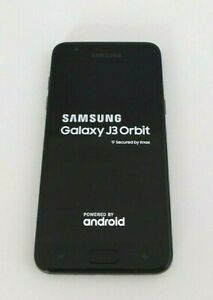 Samsung Galaxy SM-S367VL - J3 Orbit Smartphone Straight Talk/Tracfone 16GB Black