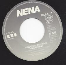 Nena 1984 : Irgendwo Irgendwie irgendwann