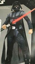 Rubies Disney Star Wars Darth Vader Costume Size  Large 10-12 Halloween New