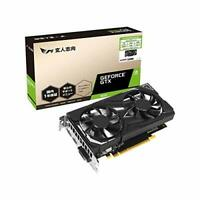 Professional-oriented NVIDIA GeForce GTX1650 graphics board GDDR6 4GB