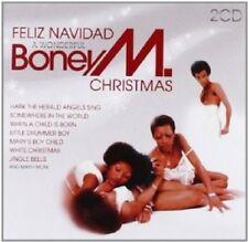 BONEY M. - FELIZ NAVIDAD (A WONDERFUL BONEY M.CHRISTMAS) 2 CD NEU