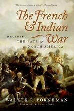 French and Indian War : Deciding the Fate of North America-ExLibrary