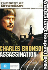 Charles Bronson Assassination but Unsealed Region 0 (any Player )