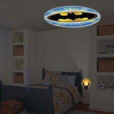 DC COMICS 14536 Batman Bat Signal LED Projectable Night Light