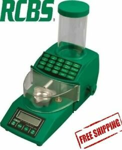 RCBS CHARGEMASTER 1500 COMBO POWDER SCALE / DISPENSER MOD# 98923 !!!NEW!!!