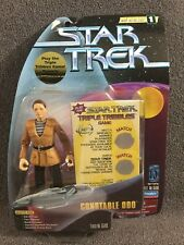 Playmates Constable Odo Action Figure Star Trek Warp Factor Series 1