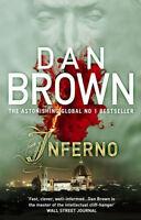 Inferno: (Robert Langdon Book 4), Brown, Dan, Very Good Book