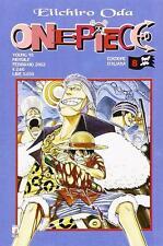 One Piece 8 SERIE BLU - MANGA STAR COMICS  - NUOVO - Disponibili tutti i numeri!