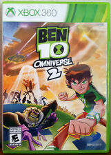 Xbox 360 Game - Ben 10 : Omniverse 2