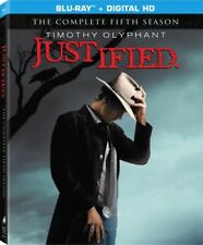 Justified: The Complete Fifth Season [New Blu-ray] UV/HD Digital Copy, Widescr