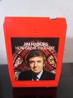 Jim Nabors: How Great Thou Art - 8 Track Tape Cartridge~