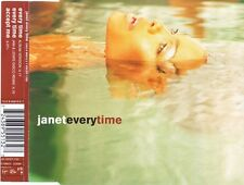 Janet Maxi CD Every Time - Europe (M/EX+)