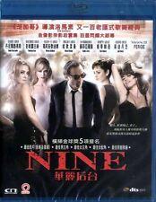 "Nicole Kidman ""Nine"" Daniel Day-Lewis 2009 Drama Region A Blu-Ray"
