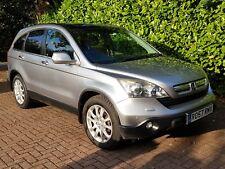 2007/57 Honda CRV 2.2cdti Executive, Diesel, Manual, Leather, SatNav etc