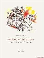 Fachbuch Oskar Kokoschka, Bilder zur Weltliteratur, REDUZIERT statt 29,80€, NEU