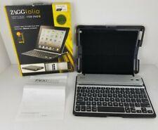 ZAGG ZAGGfolio For iPad 2 & 3rd Generation Black Bluetooth Removable Keyboard