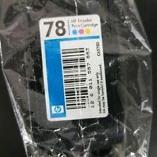 HP 78 Genuine Inkjet Cartridge tricolor C6578D