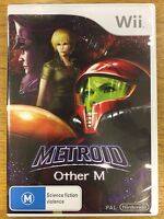 Metroid Other M - Wii - New but not sealed