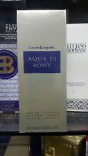 AQUA DI ROMA Laura Biagiotti 100 ml natural spray Donna Raro
