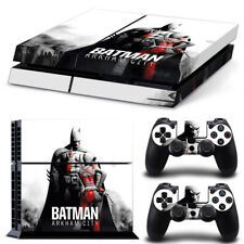 Batman Arkham PS4 Protective Skin Sticker Set Console and 2 Controllers - #1044