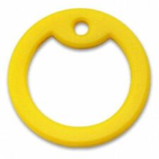 Bigiotteria giallo in silicone