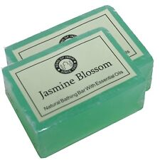 Jasmin Savon naturel 2 x 125g parfumé à la glycérine Song of India