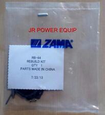 GENUINE Zama Carburetor kit RB-64 Fits Echo SRM 2100, GT2150 & MORE - SHIPS FREE