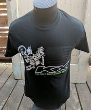 Kawasaki KX the bike build Champions Monster Energy t shirt men's small