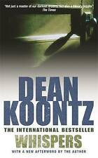 Koontz, Dean, Whispers: A terrifying thriller of unrelenting suspense, Paperback