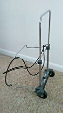 Travel Caddy Luggage Grocery Shopping Cart Stainless Roller Wheels ~ USA Made