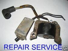 NO SPARK? FIX YOUR STIHL 032AV 032 AV IGNITION COIL PROBLEM! (REPAIR SERVICE)