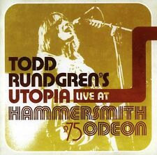 Utopia, Todd Rundgre - Utopia: Live at Hammersmith Apollo [New CD] UK - Import