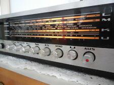 GRUNDIG FM-Stereo Alltransistor-Radio Modell:RTV-400 Nussbaum-Alu Gehäuse Bj1969