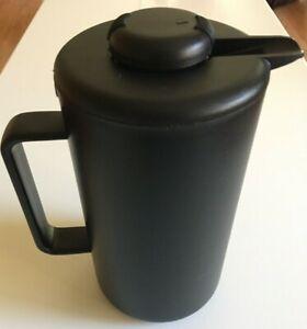 Bodum 32 oz Thermos Jug Black Cream, Milk, Coffee Or Tea - PRE-OWNED EXCELLENT