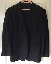 Burberry London Mens Sports Coat Sports Jacket 100% Wool Size 48R (US Size)