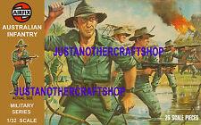 Airfix 1/32 Brown Box Australian Infantry Large Size Poster Advert Box Artwork