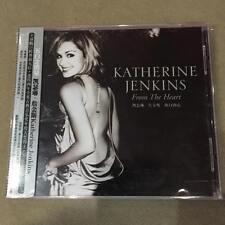 Katherine Jenkins - From The Heart - TAIWAN/CHINA press W/OBI