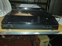 Sony PS-LX250H Hi-fi turntable, 2 speed TT (461)