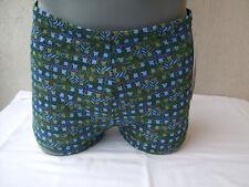 Tanthru bañador panty short durchbräunend azul 4 s 8 XL cordel Solar nuevo