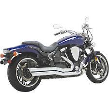 Vance & Hines Bigshot Staggered Yamaha Warrior Exhaust