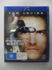 Blu-ray - Minority report - Rated M15+