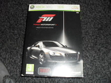 XBOX 360 FORZA MOTORSPORT LIMITED COLLECTORS EDITION.